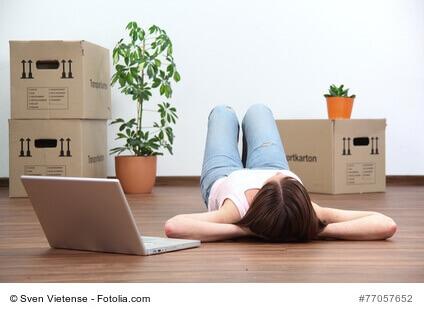 Wohnungseinrichtung bei doppelter Haushaltsführung