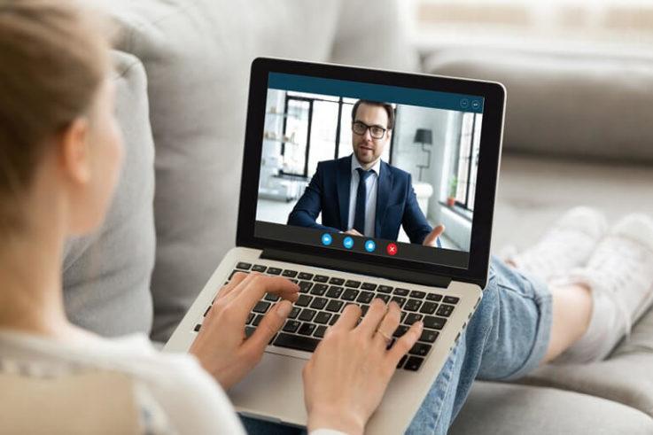 Steuerhilfeverein Beratung online - Beratung per Video