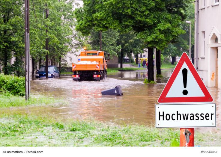 Sind Unwetter- und Hochwasserschäden steuerlich absetzbar?