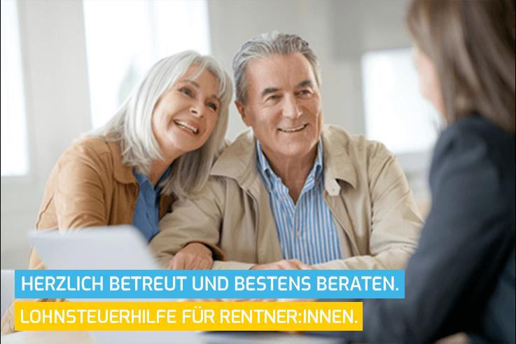 Steuerhilfe für Rentner:innen